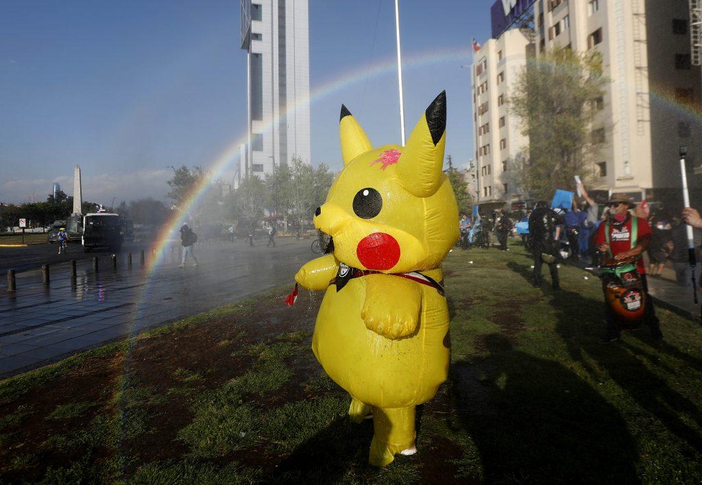 """La """"tía Pikachu"""" se prepara para ser constituyente: """"Nadie dice que nos regalen todo o nos den todo fácil. El tema son las oportunidades"""""""