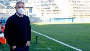 """Ariel Holan tras clasificar a Copa Sudamericana: """"No lo podíamos creer, es una alegría enorme"""""""