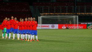 """Vuelve """"La Roja"""": Revisa cuándo jugaría la selección chilena ante Perú y Venezuela"""