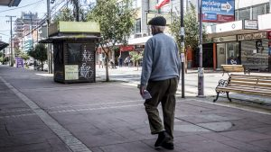 Minsal entregó recomendaciones sanitarias para que adultos mayores voten en el plebiscito