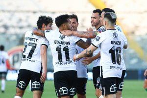 Con todo por la clasificación: Revisa la formación que tendrá Colo-Colo en Copa Libertadores