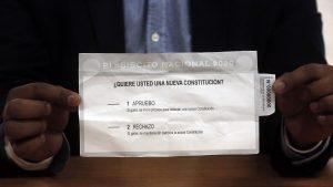 Así serán los votos que recibirá el domingo: Servel publicó las cédulas del plebiscito del 25 de octubre