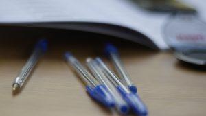 Plebiscito: ¿Por qué solo se permitirá votar con lápiz de pasta azul?