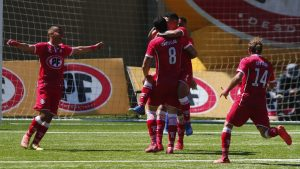 Unión La Calera goleó a Huachipato y quedó como exclusivo líder del Campeonato Nacional