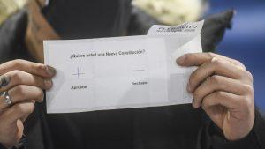 Último balance del Servel con el 99,85% de las mesas escrutadas: El Apruebo ganó con un 78,25%