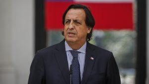 """Ministro del Interior por Carabinero fallecido en La Araucanía: """"Esto nos demuestra que la violencia solo trae dolor"""""""