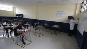 Mineduc entregó balance del retorno a clases presenciales: 261 establecimientos han vuelto a las aulas en todo el país