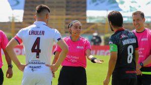 Un partido que pasará a la historia: Deportes Melipilla cayó ante Deportes Copiapó en el duelo arbitrado por María Belén Carvajal