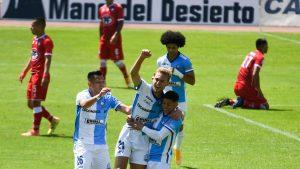 Deportes Antofagasta aprovechó un inspirado Souper para vencer a Unión La Calera