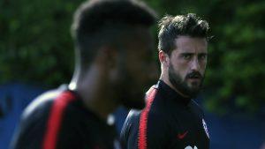 """De Paul se ilusiona con la """"Roja"""": """"Cualquier jugador quiere estar en una selección nacional"""""""