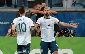Argentina entregó una lista inicial para las Clasificatorias con Agüero y Di María