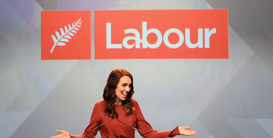 La laborista Ardern declara su victoria en las elecciones de N. Zelanda