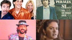 """Los himnos improbables de la franja: a días del plebiscito, """"Letra y música"""" presenta una serie de canciones con """"sí"""" y """"no"""""""
