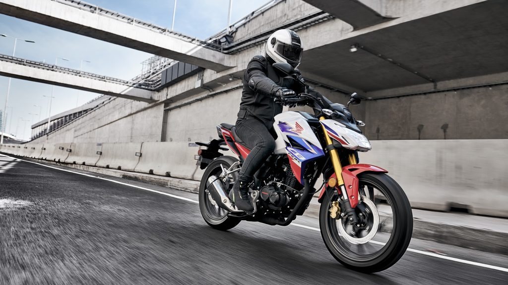 Prueba: Honda CB 190 R