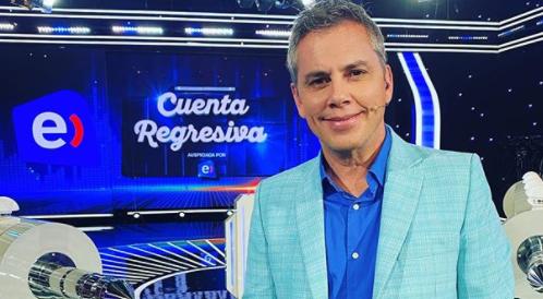 José Miguel Viñuela fue criticado en redes sociales por enviar a su hijo al colegio