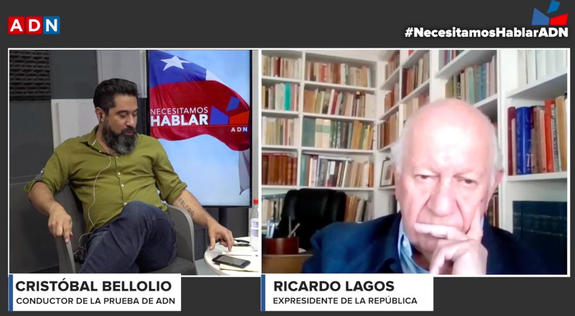 Necesitamos Hablar ADN con Ricardo Lagos