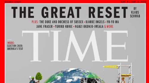 Revista Time dedicó su portada a la oportunidad de cambio que ha tenido el mundo con la crisis del Covid-19