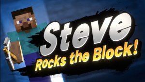 Steve & Alex de Minecraft serán los nuevos luchadores de Super Smash Bros. Ultimate
