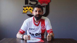 Es oficial: Lucas Wilchez se transformó en nuevo refuerzo de Unión San Felipe