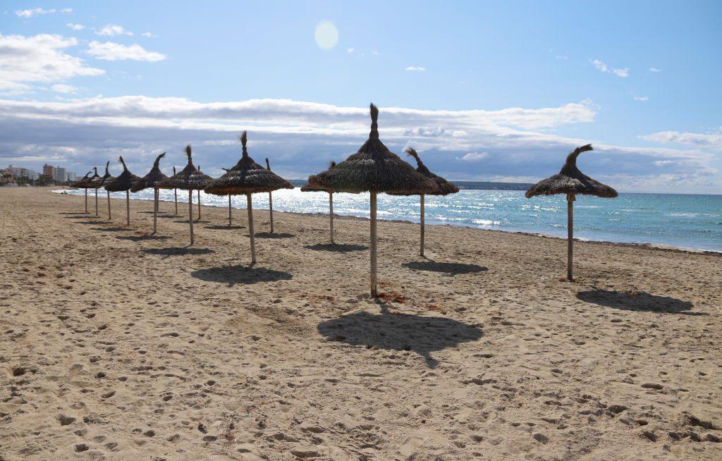 La ocupación hotelera en España cayó 60,5% durante septiembre por el Covid-19