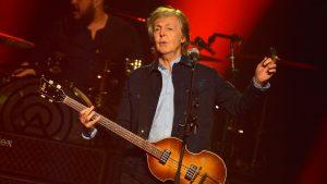 Paul McCartney lanzará disco que ha compuesto y grabado durante su cuarentena