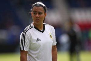 Mundialista con la Selección Argentina Femenina llegó a Chile para reforzar a la U