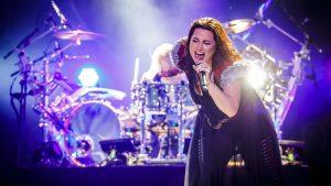 Amy Lee de Evanescence reveló cómo fue tratada por Korn en el comienzo de su carrera