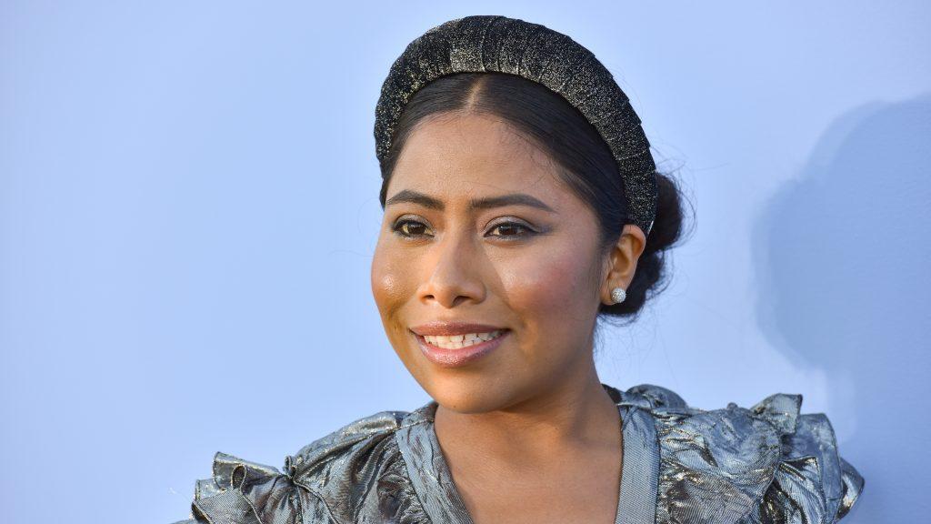 Yalitza Aparicio podría interpretar a Pocahontes en un nuevo live action de Disney