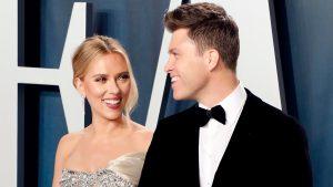 En un crucero de lujo: Scarlett Johansson se casó con Colin Jost en secreto