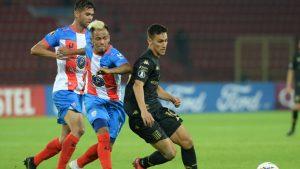 Estudiantes de Mérida llegó a Argentina con 20 casos positivos por Covid-19 a enfrentar a Racing por la Copa Libertadores
