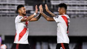 Con Paulo Díaz como titular, River Plate goleó a Liga de Quito en Copa Libertadores y se clasificó a la siguiente fase