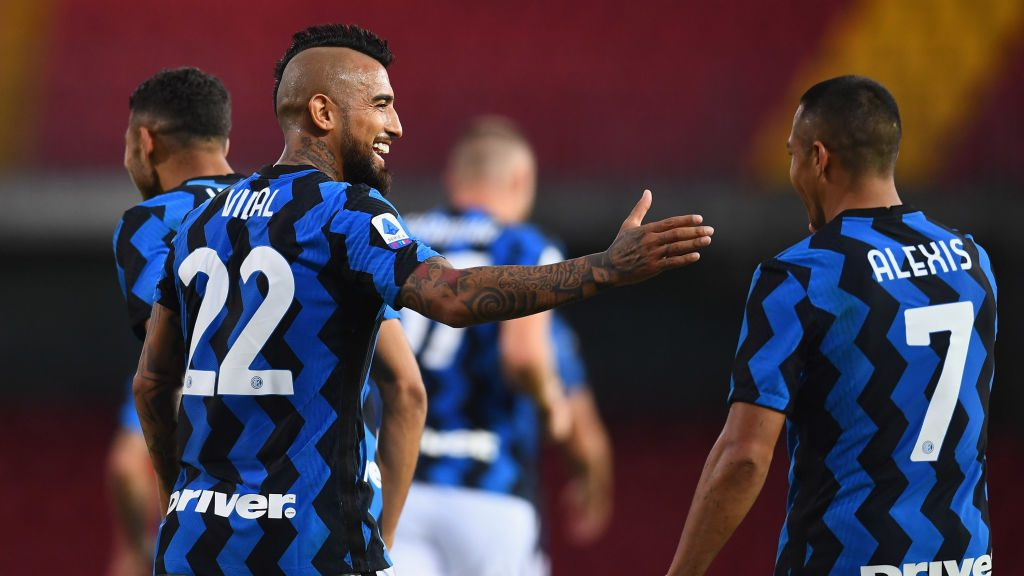 Alexis y Arturo pendientes: Inter conocerá a sus rivales para la UEFA Champions League este jueves