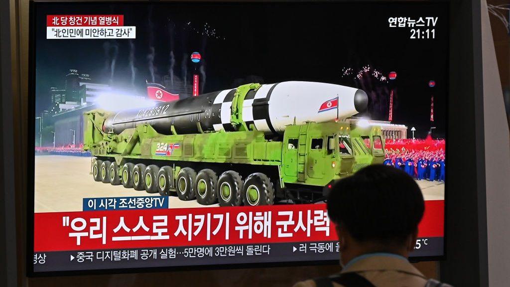 """Corea del Sur advirtió que el Norte está desarrollando misiles """"a un ritmo mucho más rápido de lo esperado"""""""
