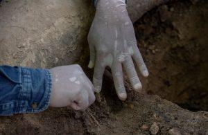 Familia encontró restos humanos en su patio: pertenecían a un antiguo pueblo indígena