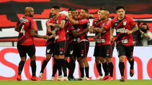 Cuatro miembros de la delegación del Atlético Paranaense dieron positivo por coronavirus