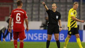 Televisión iraní vetó final de la Supercopa alemana por ser arbitrado por una mujer