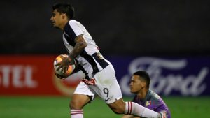 Pato Rubio anotó en el empate de Alianza Lima ante Estudiantes de Mérida por Copa Libertadores