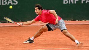 Hace historia: Cristián Garín avanzó a tercera ronda de Roland Garros tras sufrida victoria