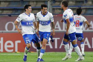 Esta semana los equipos chilenos disputarán la Copa Sudamericana