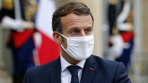 Presidente Macron impuso un nuevo confinamiento nacional para frenar segunda ola de contagio en Francia