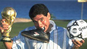 """""""Pelusa"""" del pueblo: Fútbol y polémicas de Diego Armando Maradona en su cumpleaños 60"""