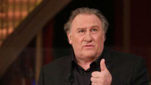 Reabren investigación contra Gérard Depardieu por denuncia de violación