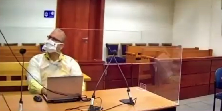 Captura de John Cobin | Poder Judicial Chile