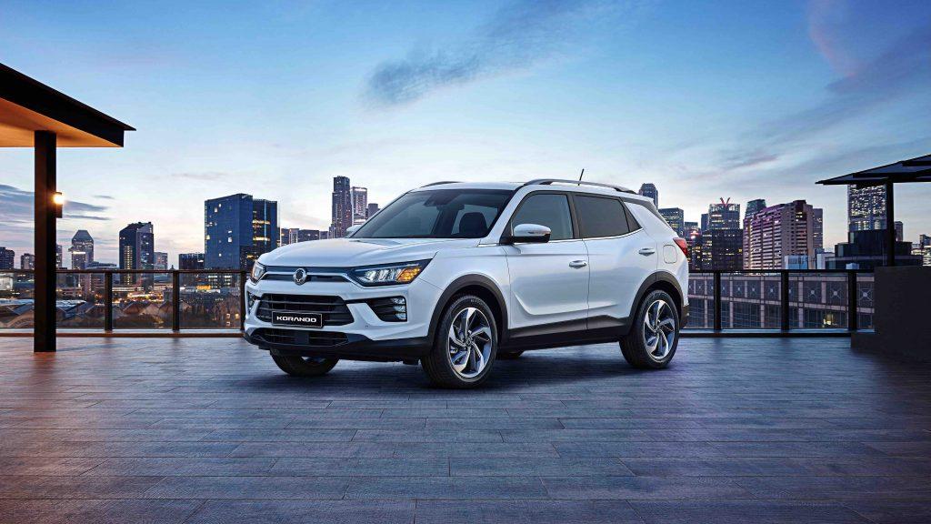 SUV coreano regresa más urbano y menos off road