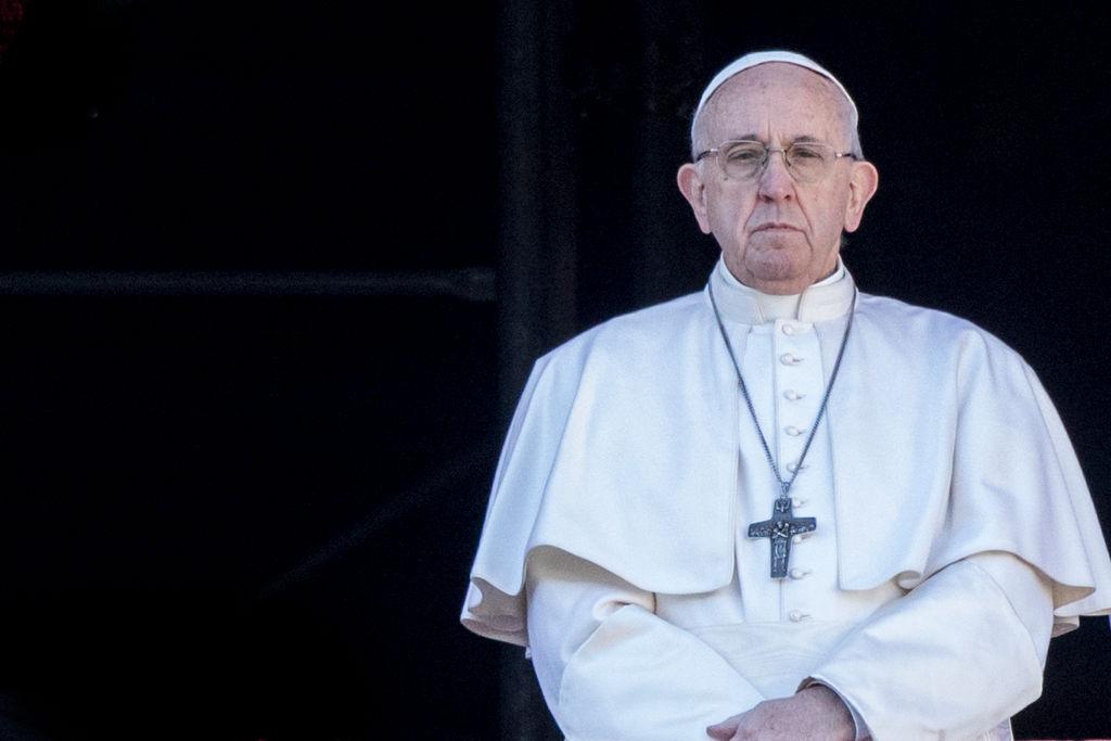 El máximo líder de la Iglesia Católica