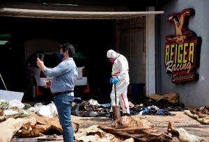 Siete hombres que migraban hacia Italia aparecieron muertos en Paraguay