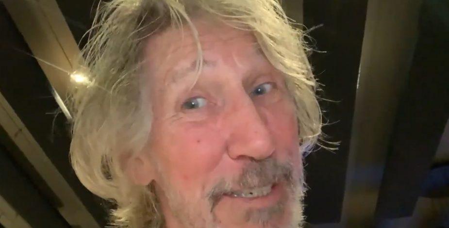Roger Waters, exlíder de Pink Floyd: