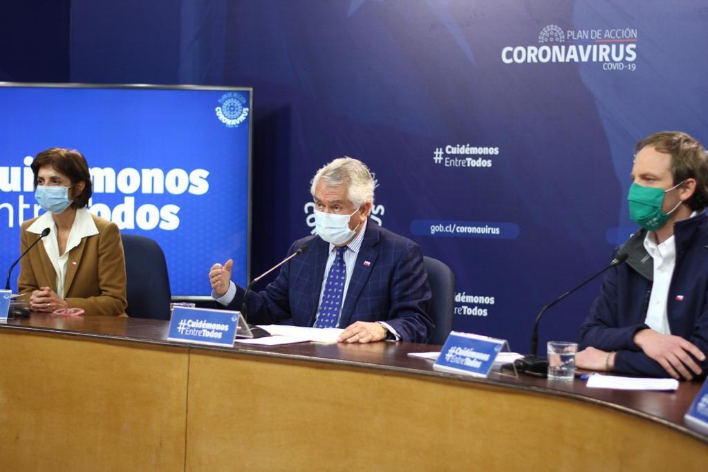 """Gonzalo Bacigalupe y Gobierno ante el Covid-19: """"Ha habido un énfasis muy grande en controlar la información, pero no necesariamente en controlar el contagio"""""""