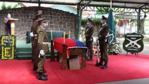 """Carabineros realizó responso fúnebre de cabo baleado en La Araucanía: """"Estamos consternados"""""""