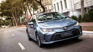 El sedan más vendido de la historia se renueva en Chile